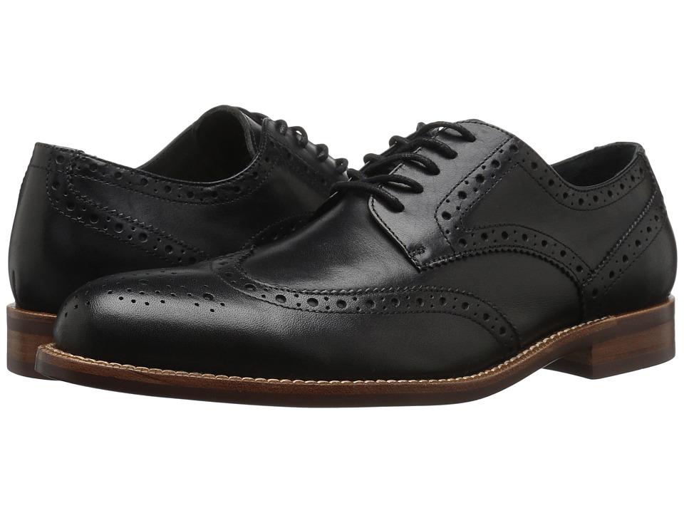 Gordon Rush - Kinsley (Black) Men's Shoes