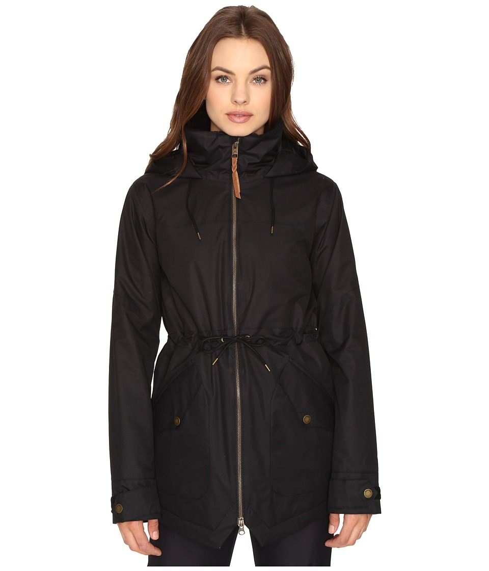Burton - Prowess Jacket (True Black 2) Women's Coat