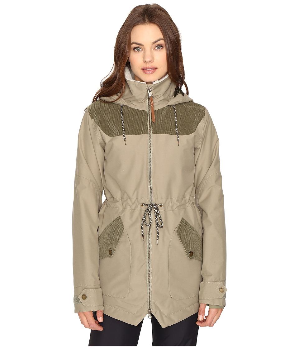 Burton - Prowess Jacket (Rucksack/Keef Cord) Women's Coat