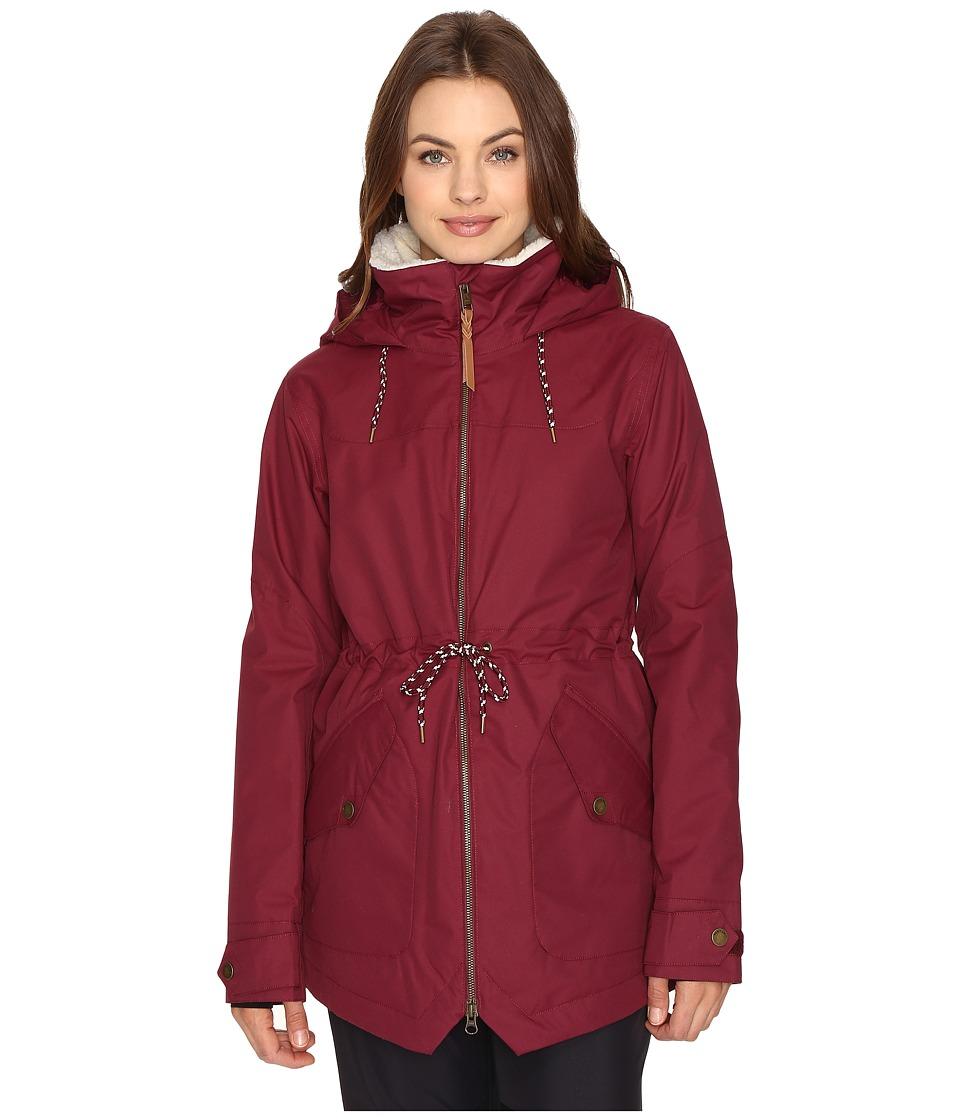 Burton - Prowess Jacket (Sangria) Women's Coat