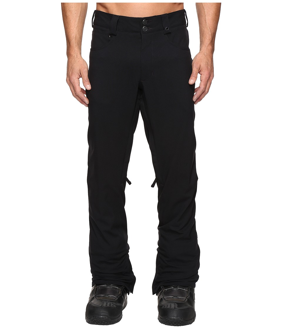 Burton - TWC Greenlight Pant (True Black 2) Men's Casual Pants