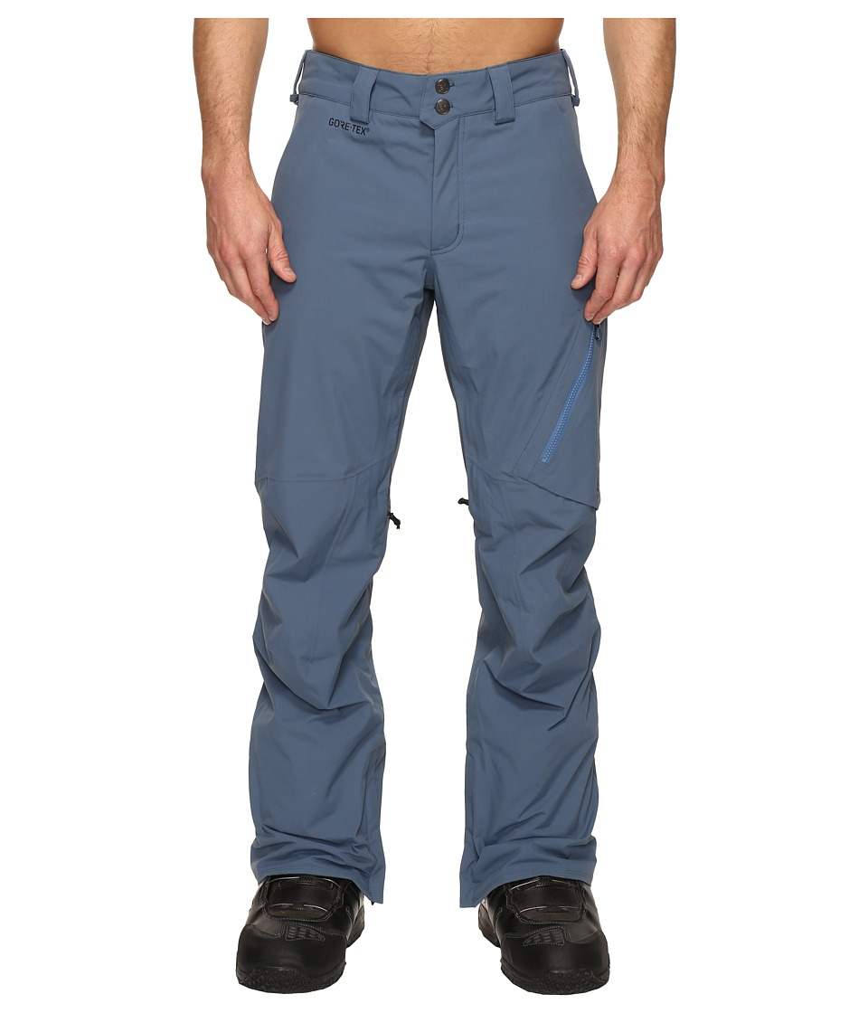 Burton - AK 2L Cyclic Pant (Washed Blue) Men's Casual Pants