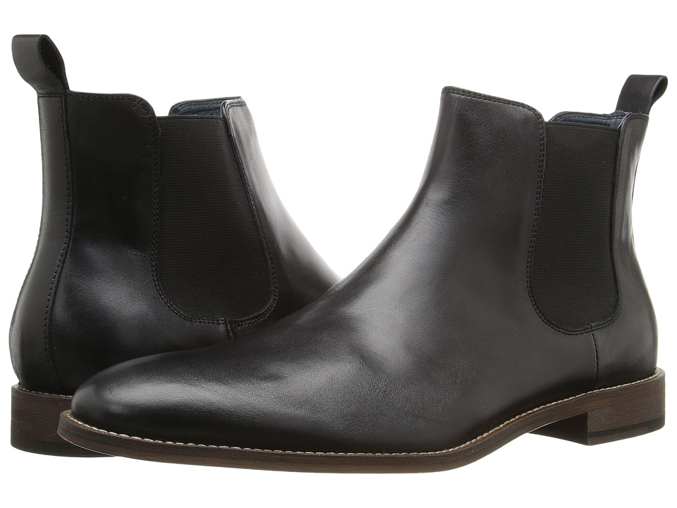 RUSH by Gordon Rush - Moore (Black) Men's Boots