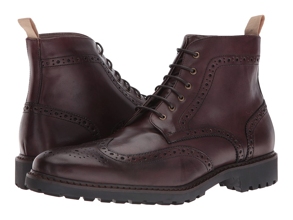 RUSH by Gordon Rush Luke (Burgundy) Men