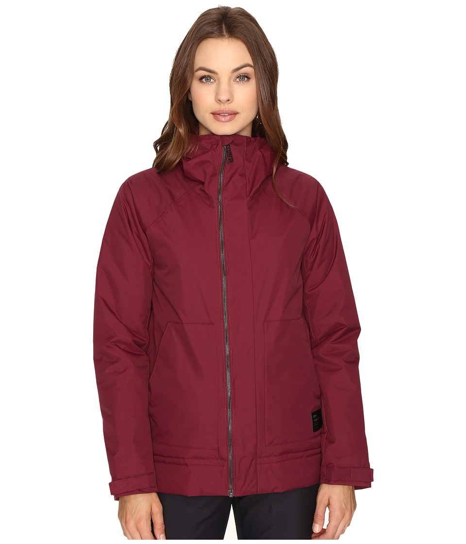 Burton - Radar Jacket (Sangria) Women's Coat