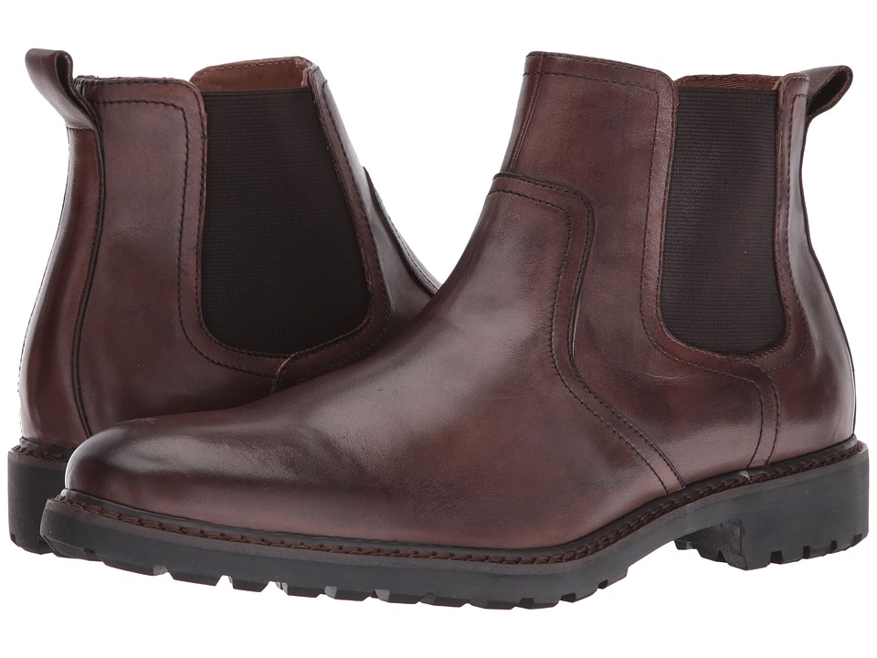 RUSH by Gordon Rush - Cato (Dark Brown) Men's Boots