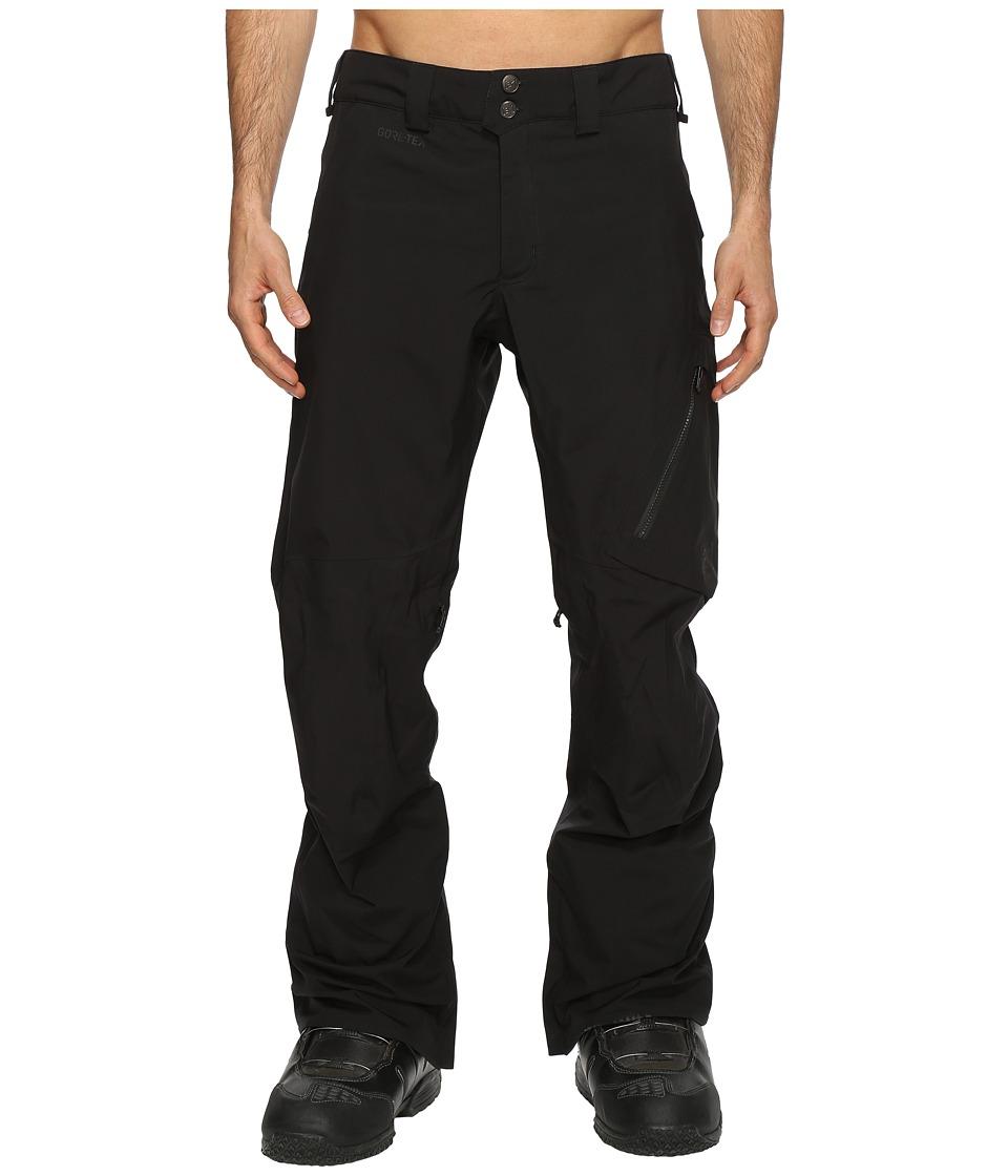 Burton - AK 2L Cyclic Pant (True Black 1) Men's Casual Pants