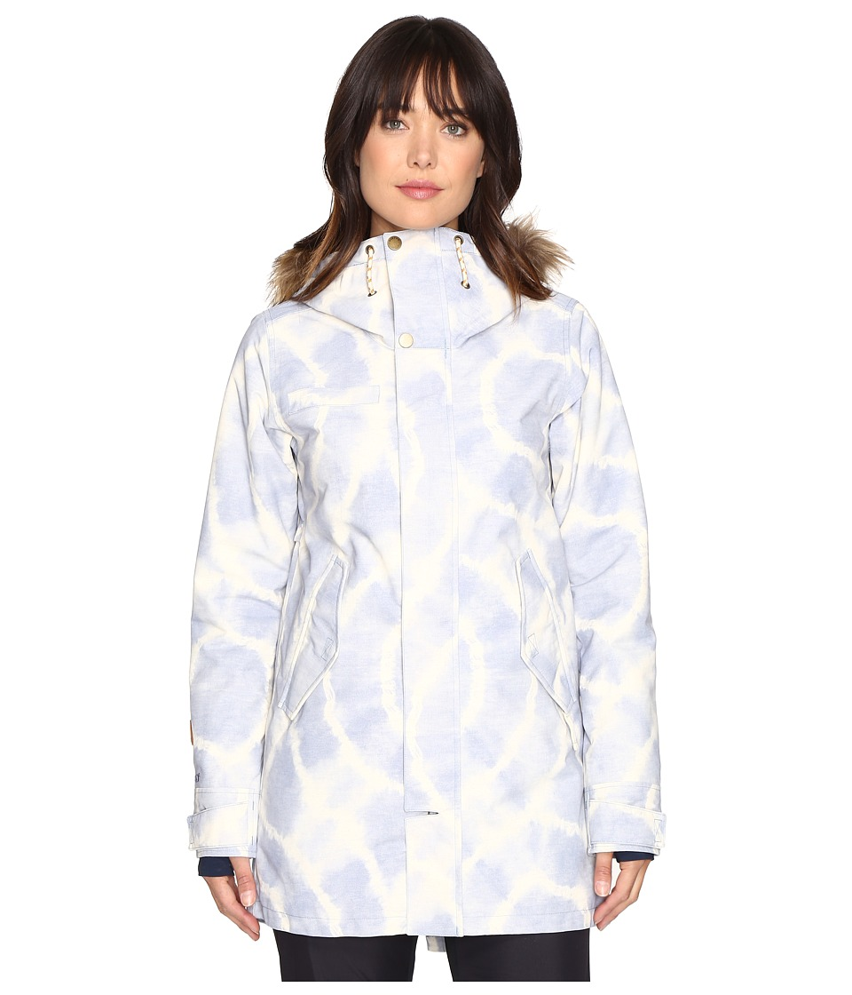 Burton - Wylie Gore-Tex Jacket (Infinite Tie-Dye) Women's Coat