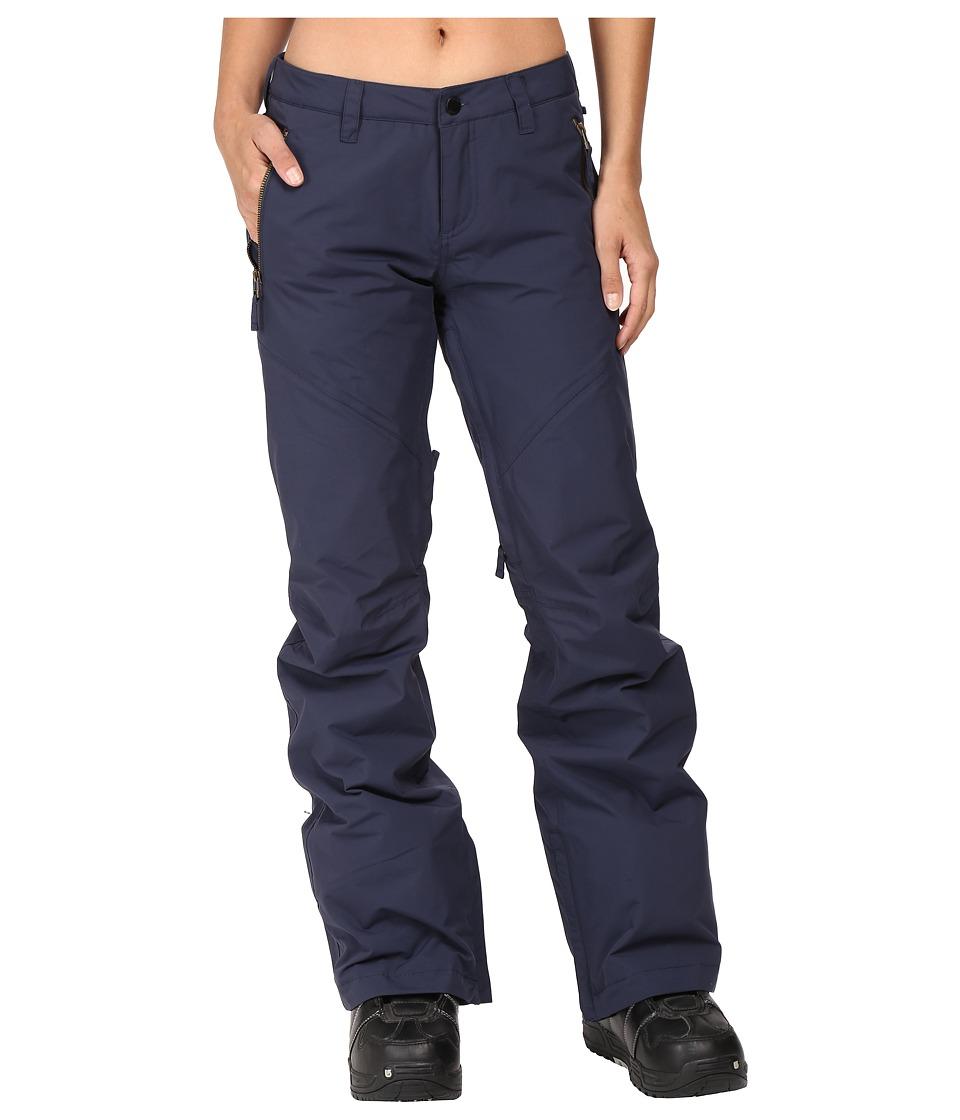 Burton - Society Pant (Mood Indigo) Women's Outerwear