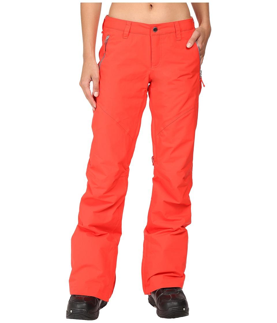 Burton - Society Pant (Coral) Women's Outerwear