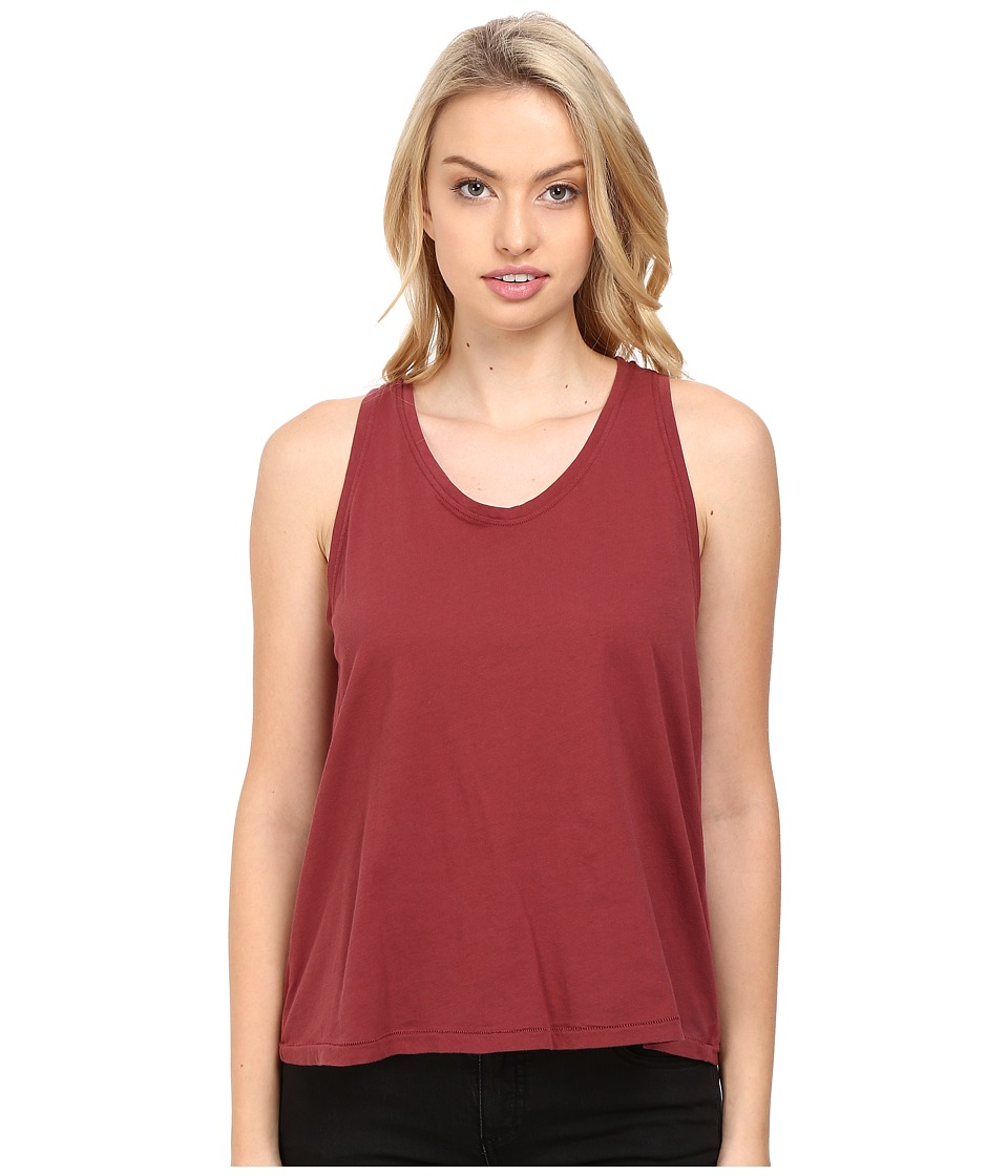 LAmade - Cassie Tank Top (Terra) Women's Sleeveless