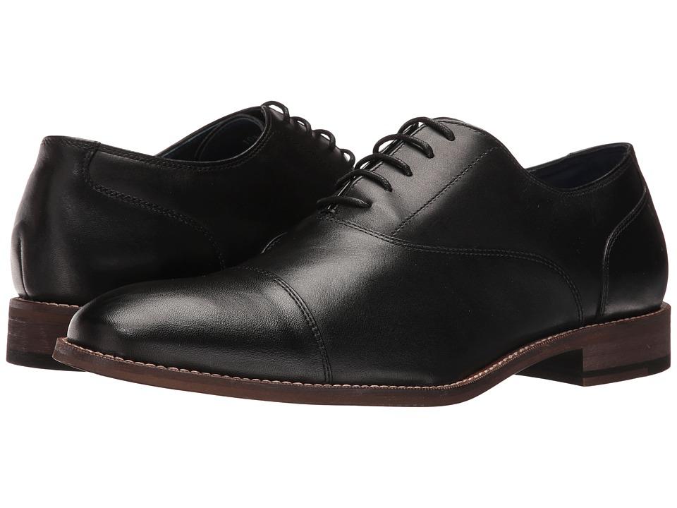 RUSH by Gordon Rush - Sidney (Black) Men's Shoes
