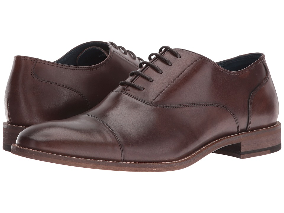 RUSH by Gordon Rush - Sidney (Chocolate) Men's Shoes