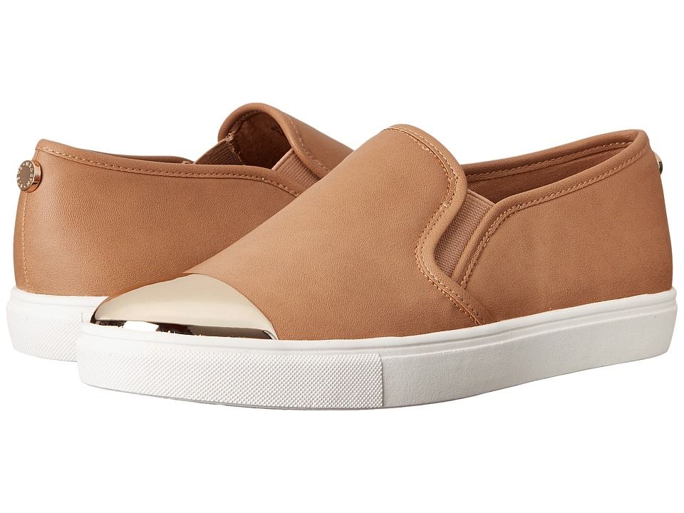 Steve Madden - Eleete (Natural Multi) Women's Slip on Shoes