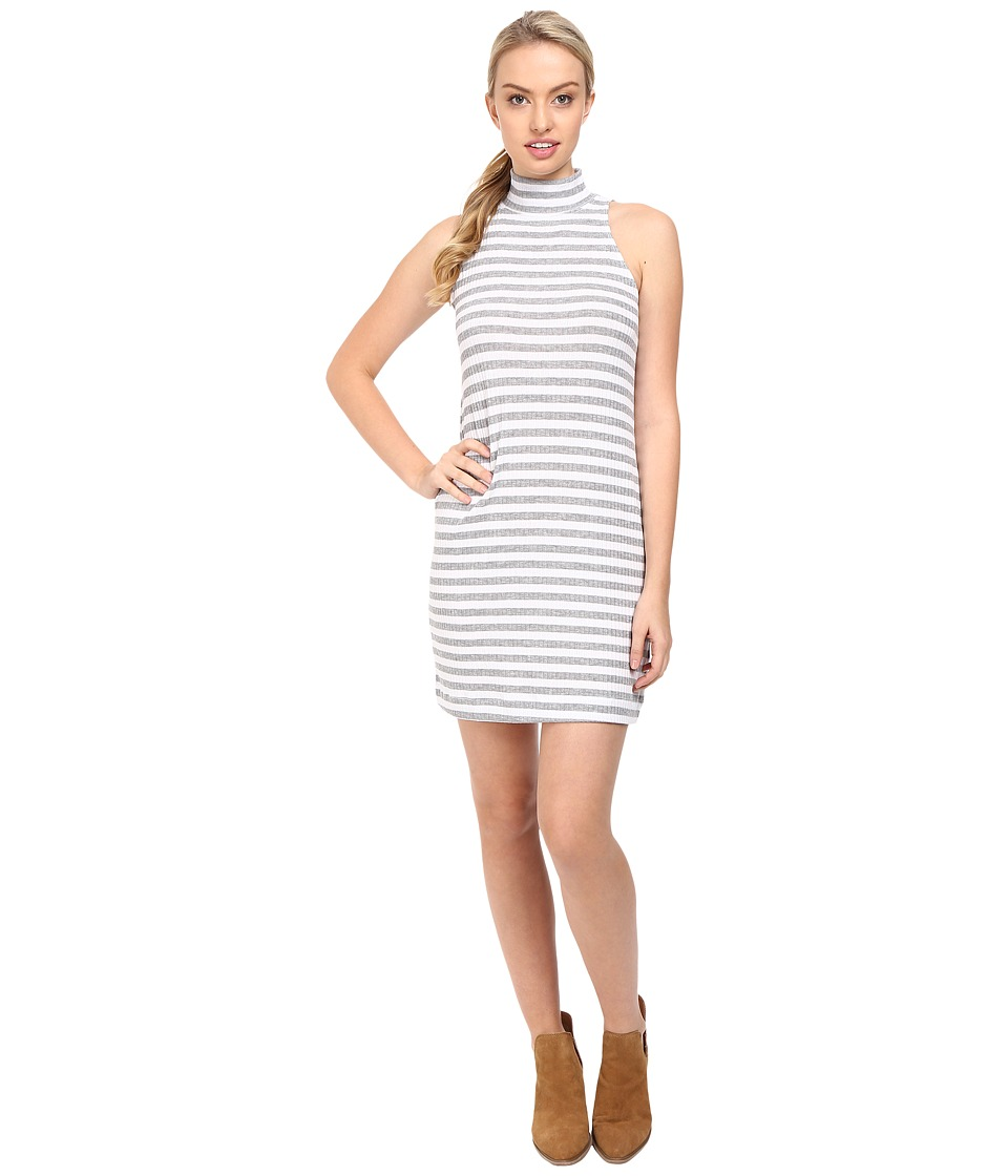 LAmade Jackson Dress (White/Heather Grey) Women