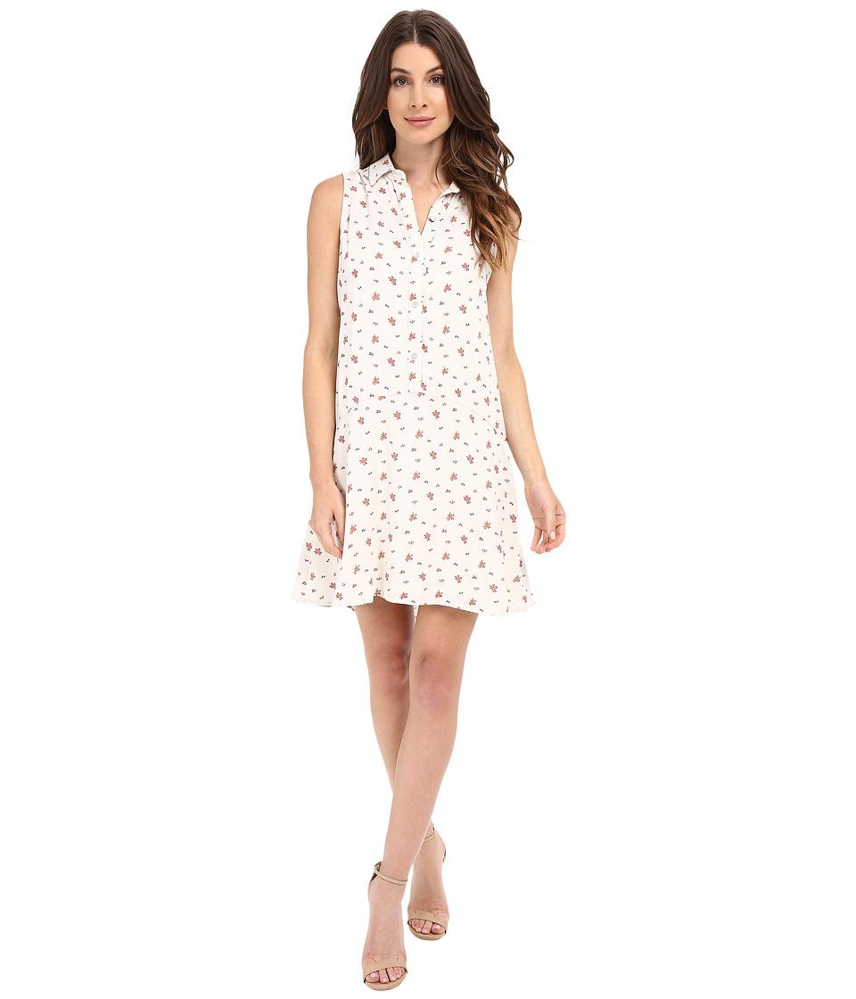 Splendid - Primrose Ditsy Dress (Natural) Women's Dress