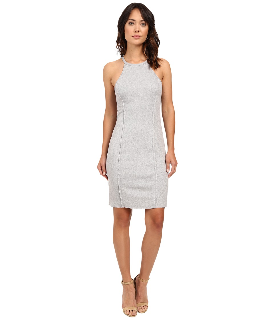 Splendid - 2x1 Dress (Heather Grey) Women's Dress