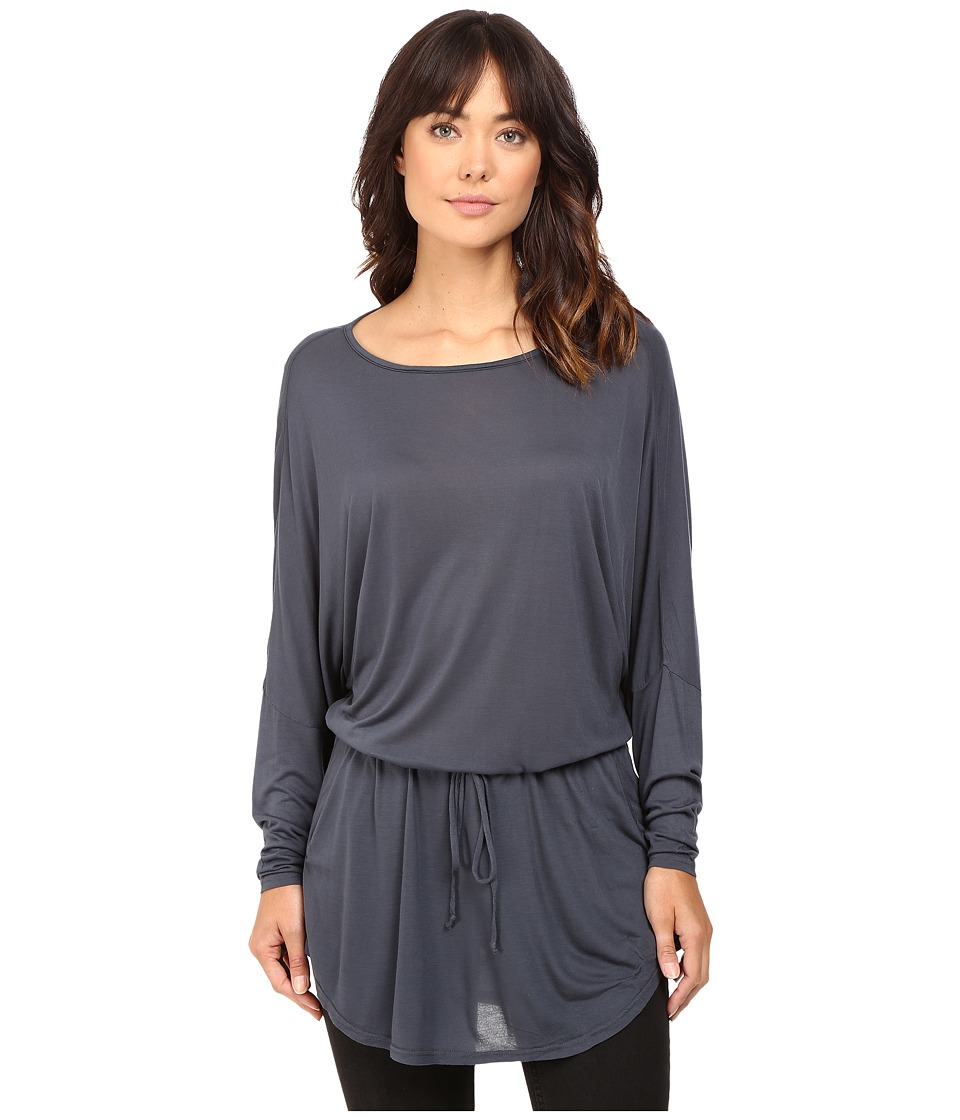 LAmade - Raleigh Tunic (Hale Navy) Women's Blouse