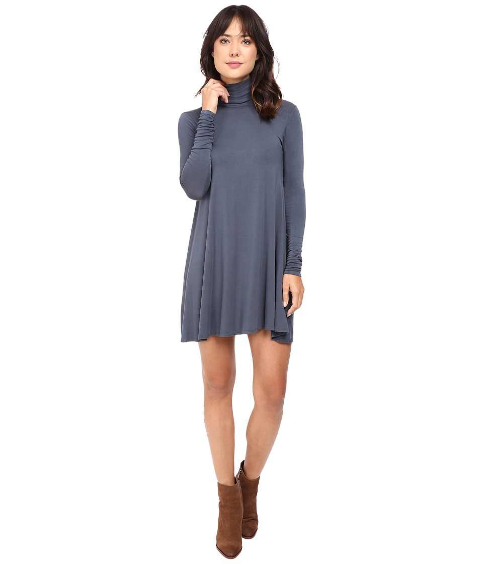 LAmade Penny Dress (Hale Navy) Women