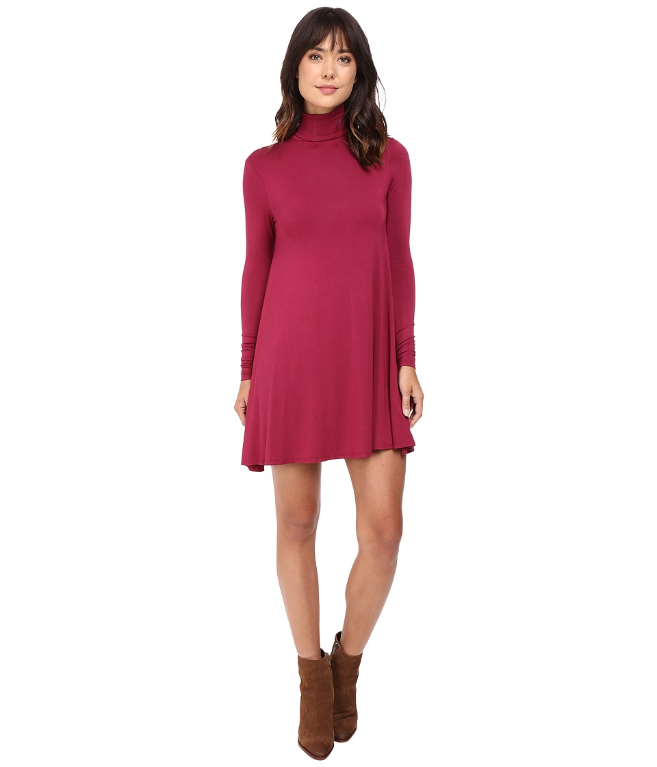LAmade Penny Dress (Oxblood) Women's Dress
