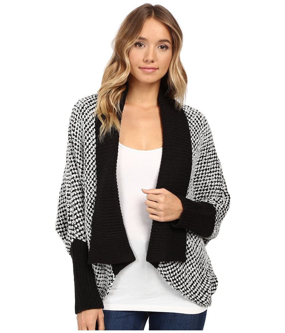 LAmade - Joshua Cardigan (Black/White) Women's Sweater