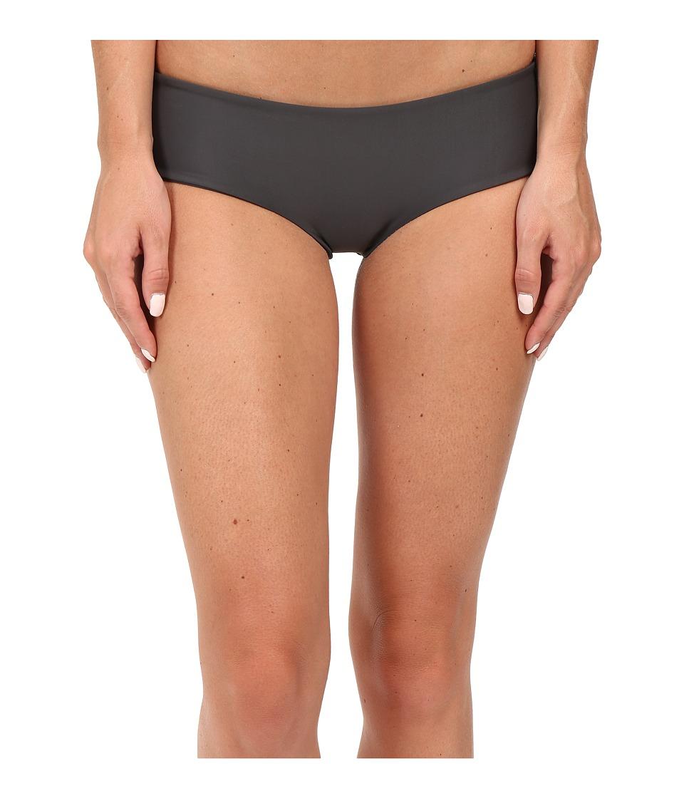 MIKOH SWIMWEAR - Bondi Medium Coverage Bottom (Lava) Women's Swimwear