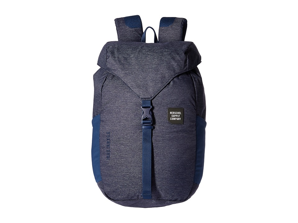 Herschel Supply Co. - Barlow Medium (Denim) Backpack Bags