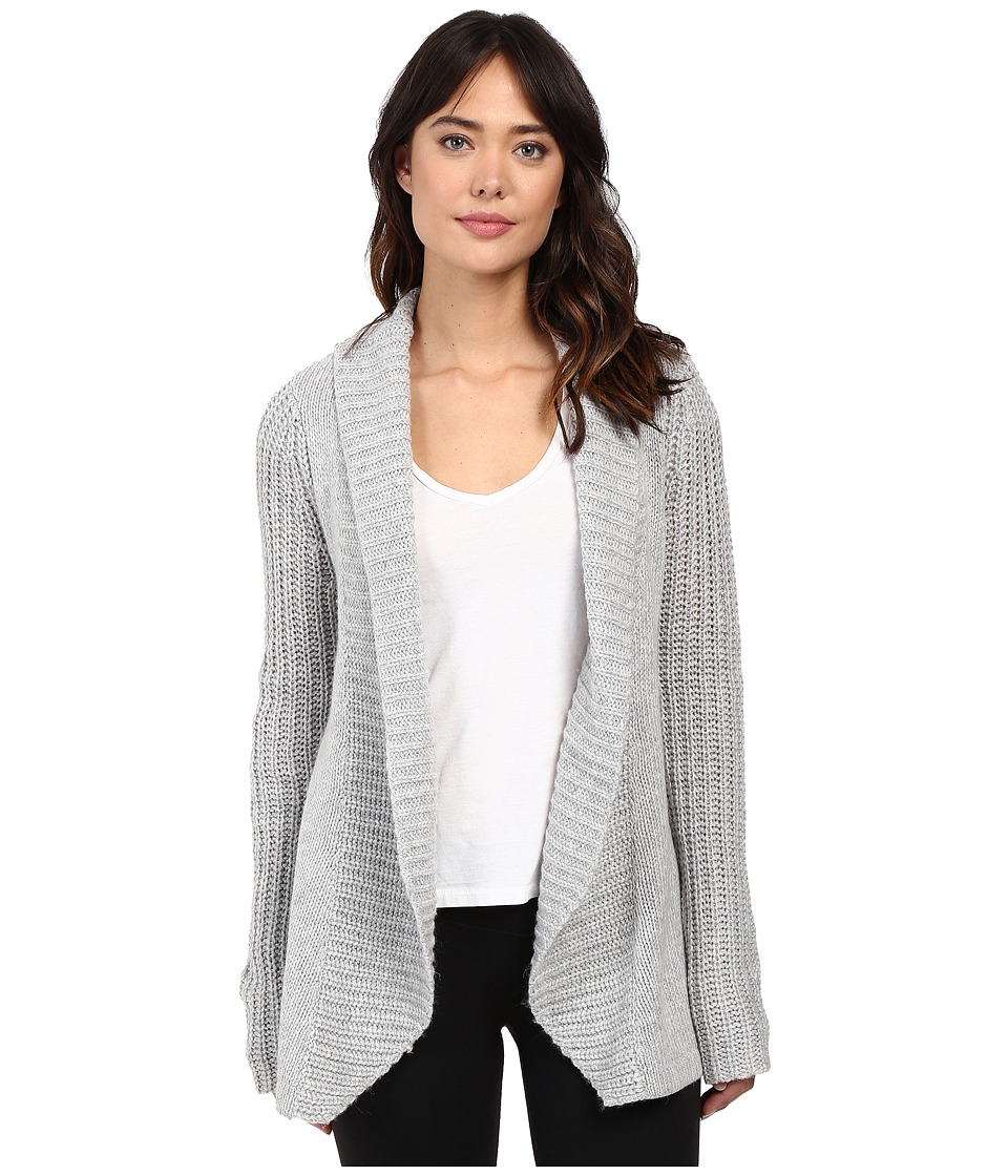 Burton - Adele Cardi (Dove Heather) Women's Sweater
