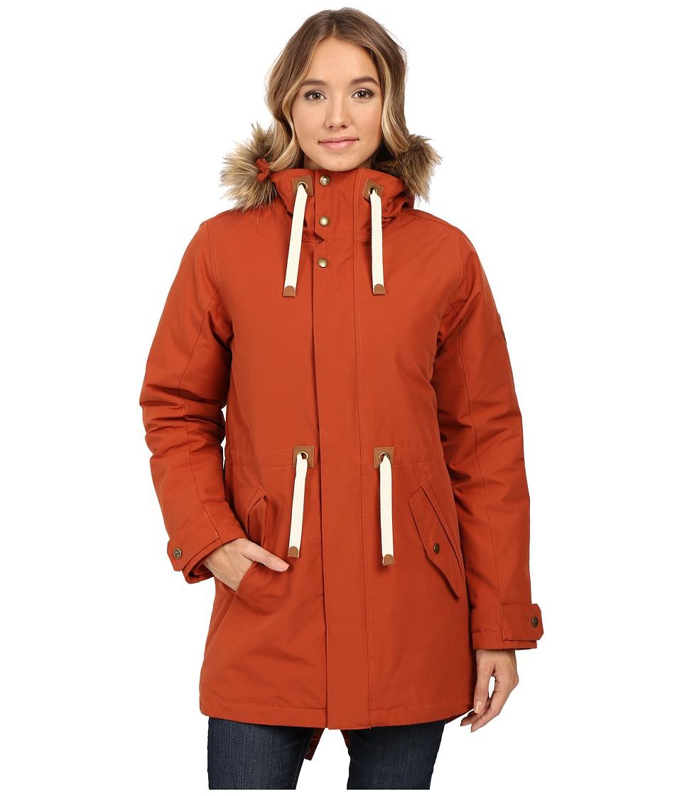 Burton - Saxton Parka (Picante) Women's Coat