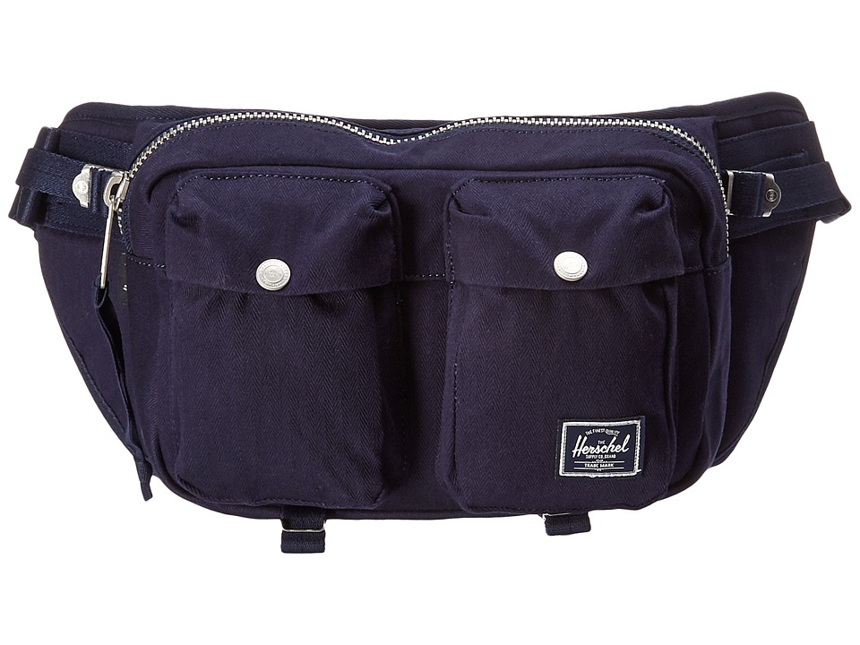 Herschel Supply Co. - Eighteen (Peacoat) Travel Pouch
