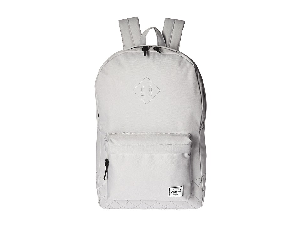 Herschel Supply Co. - Heritage (Lunar Rock Quilted) Backpack Bags