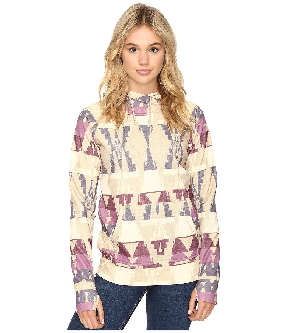 Burton - Heron Pullover Hoodie (Vision Quest) Women's Fleece