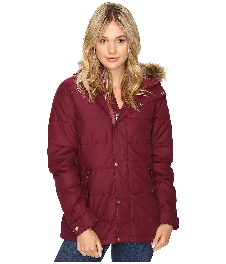 Burton Traverse Jacket (Sangria) Women