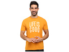 Life is Good Arch Crusher Tee