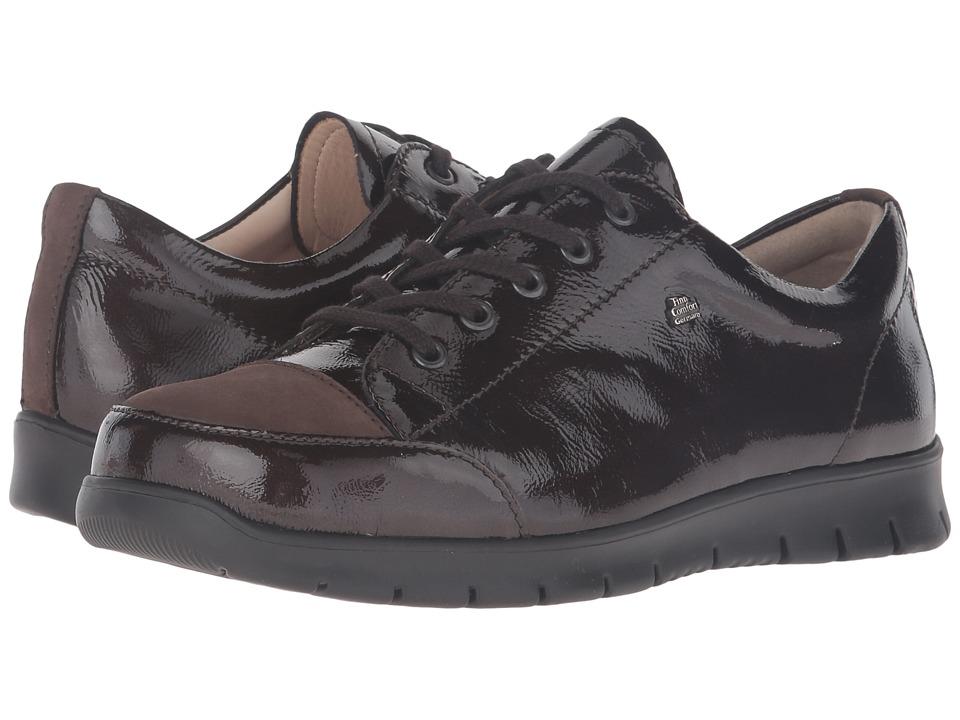 Finn Comfort - Swansea (Torf/Schoko) Women's Lace up casual Shoes