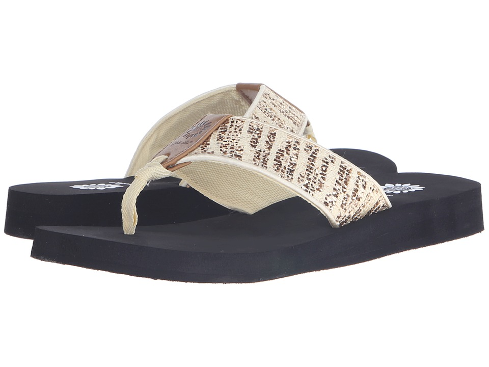 Yellow Box - Daphne (Gold) Women's Sandals
