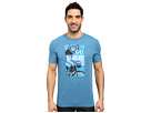 Go Places Jake Overlay Cool Tee