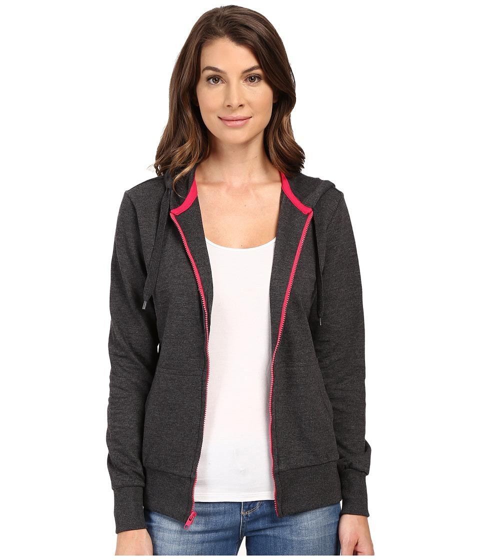 U.S. POLO ASSN. - Easy Hoodie (Anthracite) Women's Sweatshirt