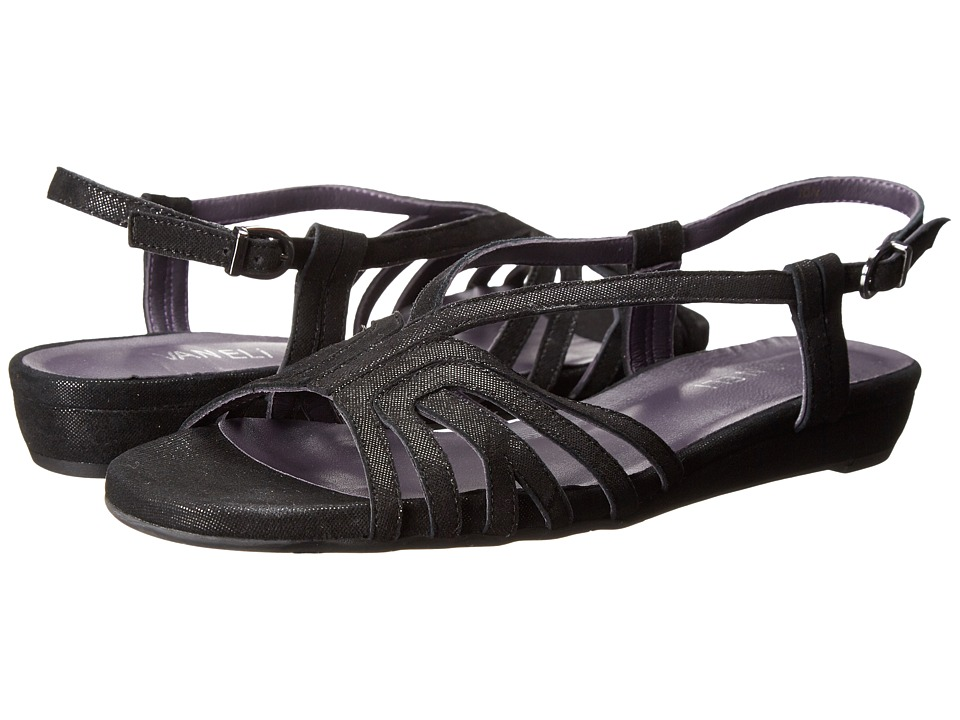 Vaneli - Bitya (Black Night Fever) Women's Wedge Shoes