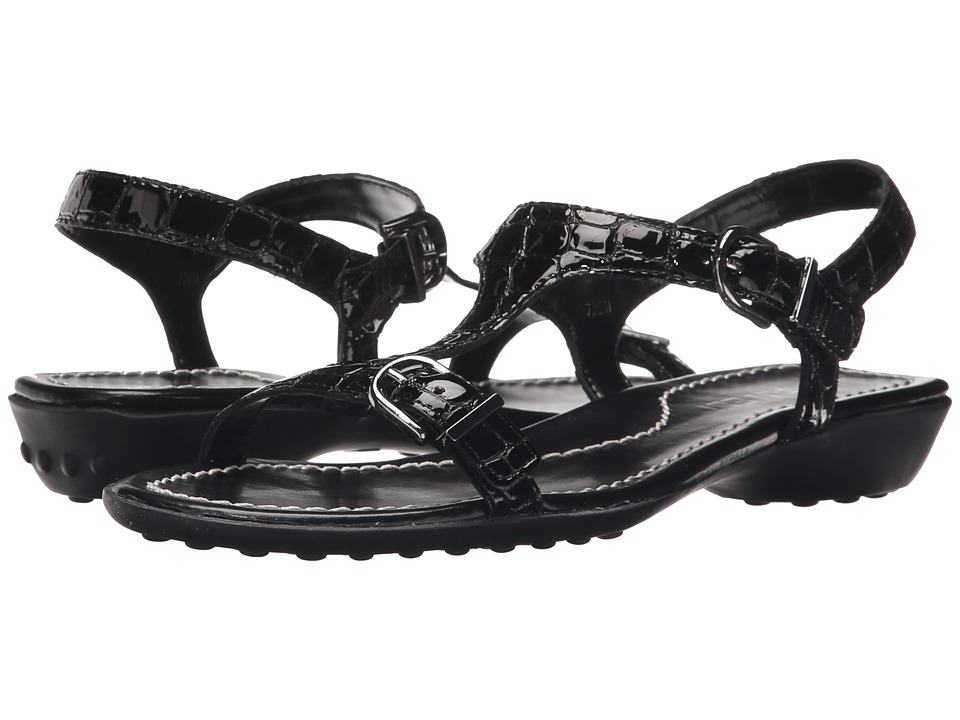 Vaneli - Taletha (Black Nairobi) Women's Dress Sandals