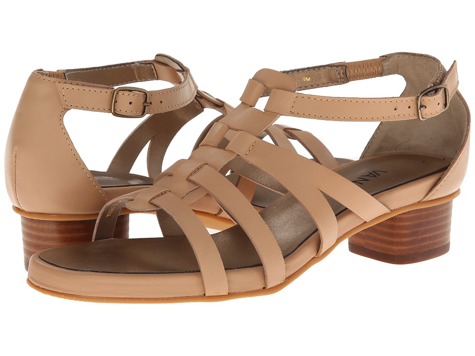 Womens Sandals Vaneli Kezia Light Tan Kerry Calf