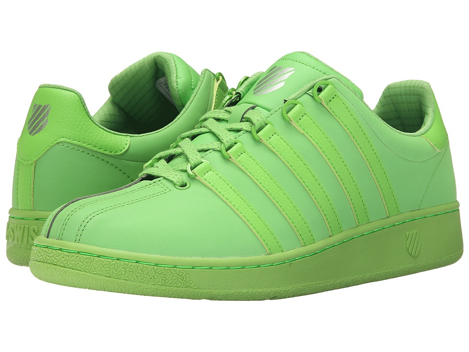 K-Swiss - Classic VN Reflective (Flash Green/Flash Green) Men's Shoes