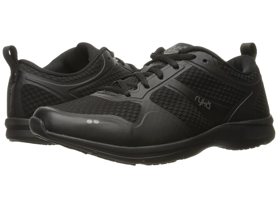 Ryka - Sea Breeze SR (Black/Meteorite) Women's Shoes