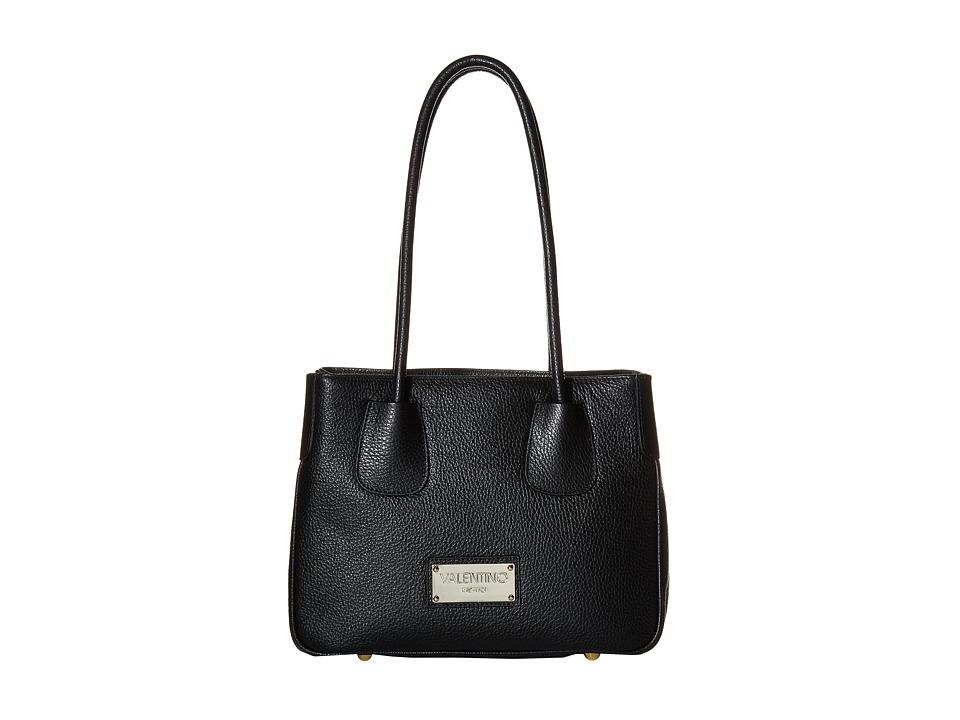 Valentino Bags by Mario Valentino - Lara (Black) Handbags