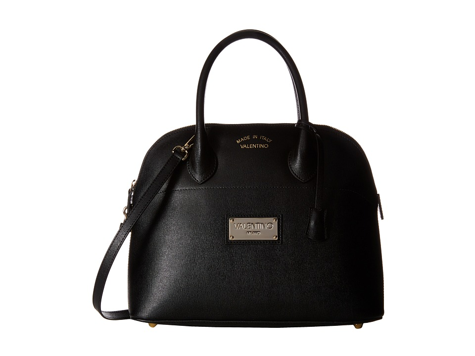 Valentino Bags by Mario Valentino - Copia (Black) Satchel Handbags