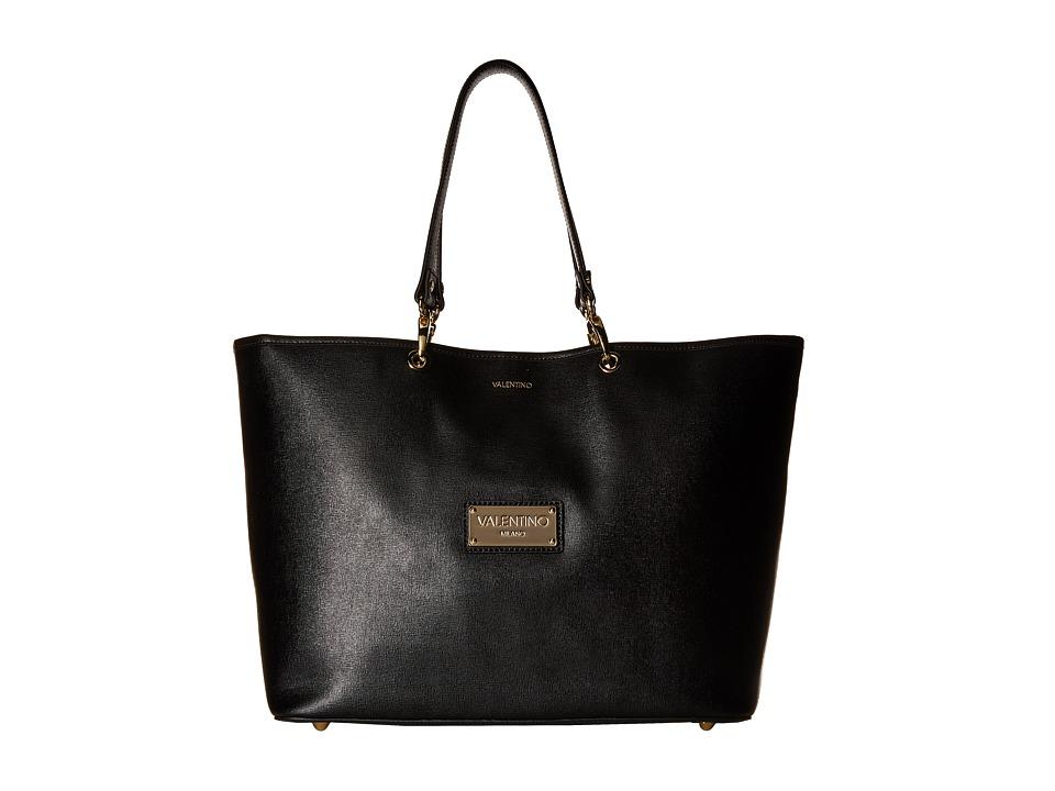 Valentino Bags by Mario Valentino - Siria (Black) Handbags