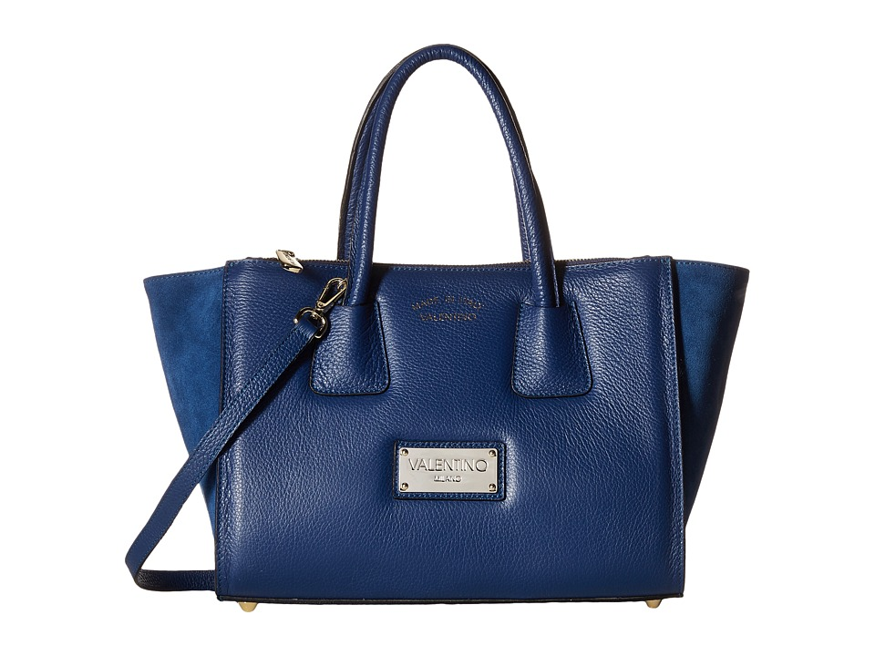 Valentino Bags by Mario Valentino - Patio (Blue Denim) Handbags