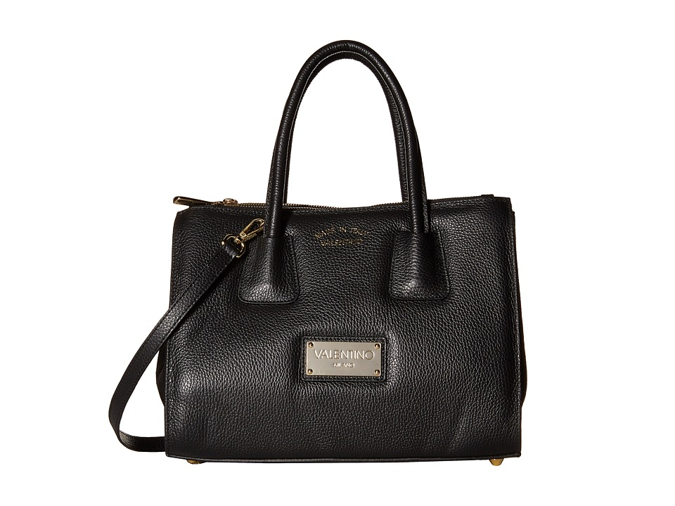 Valentino Bags by Mario Valentino - Patio (Black) Handbags
