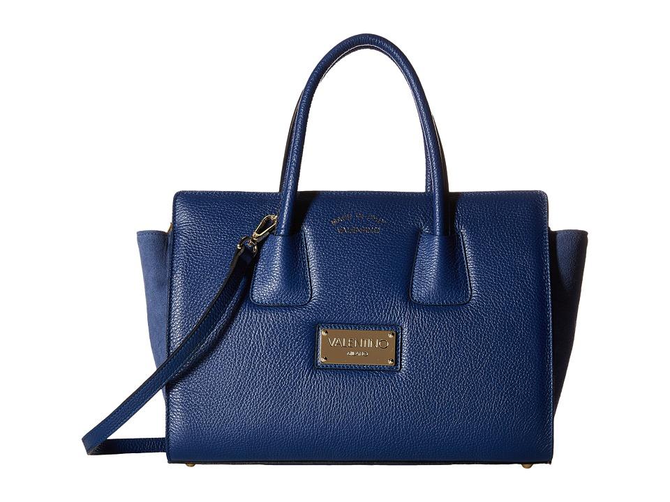 Valentino Bags by Mario Valentino - Kiria (Blue) Handbags
