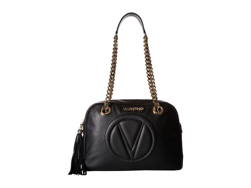 Valentino Bags by Mario Valentino - Madona (Black) Handbags